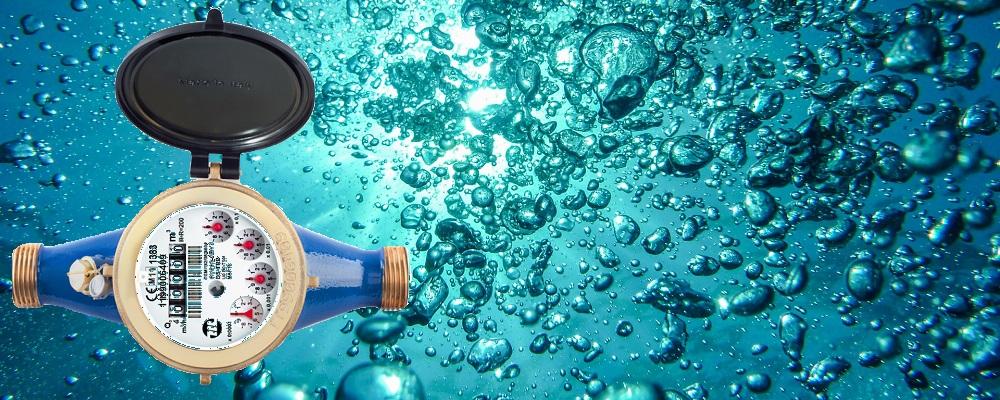 Μέτρηση - Επεξεργασία Νερού, υδρόμετρο, υδρομετρητης